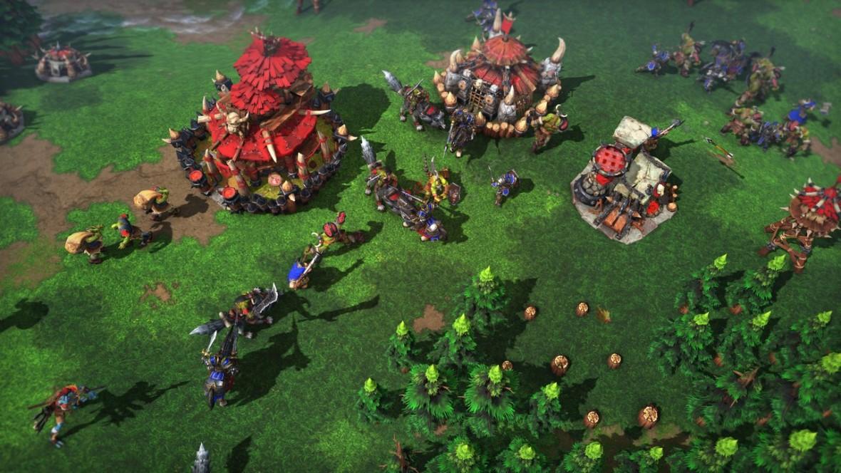Blizzard studzi oczekiwania graczy. Na Warcraft 4 jeszcze sobie poczekamy