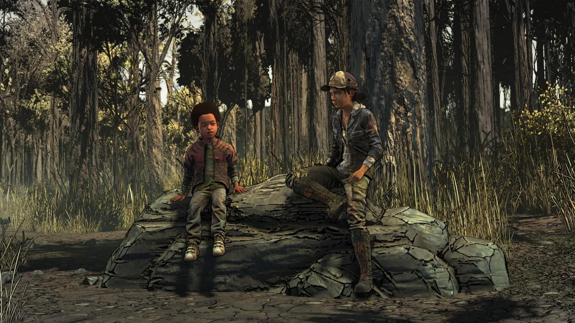 Pecetowe The Walking Dead nie wróci na Steama. Epic Games Store zgarnął grę na wyłączność