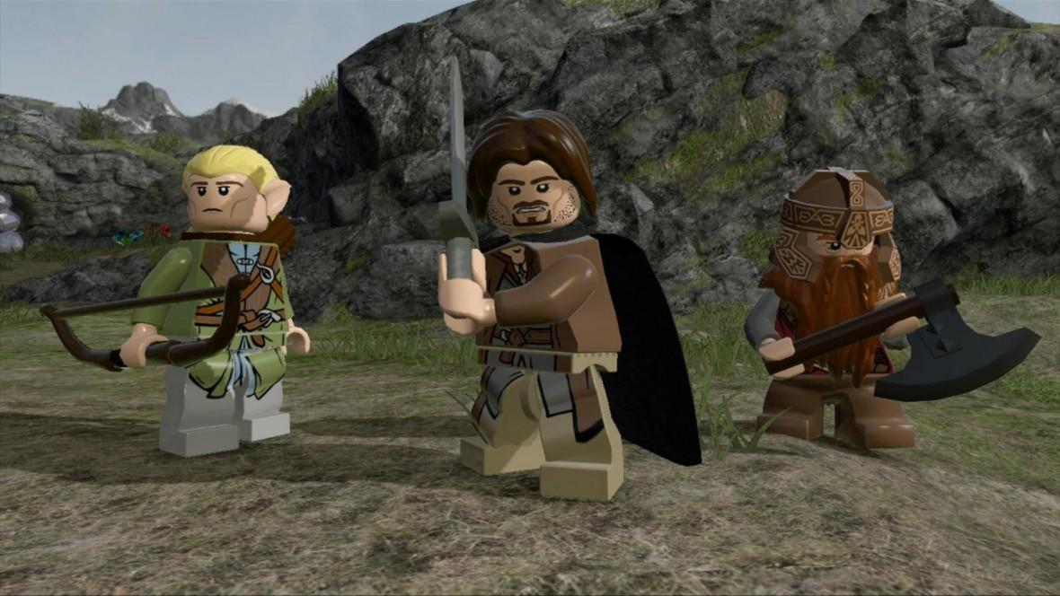LEGO Władca Pierścieni na PC dostępne za darmo. To idealna gra rodzinna na święta