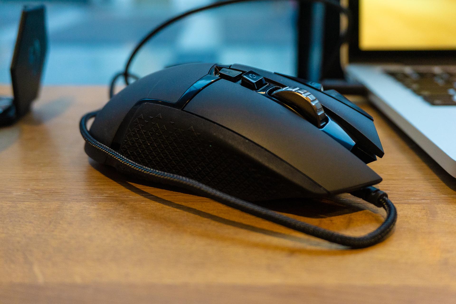 Premiera sensora Logitech HERO zmieniła rynek myszy do gier