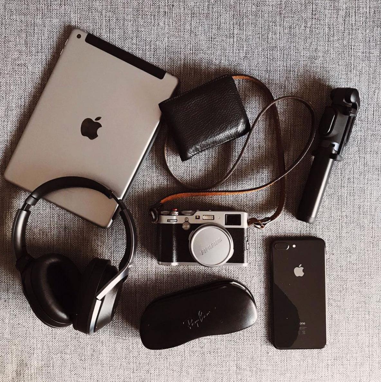 Smartfon Instagram