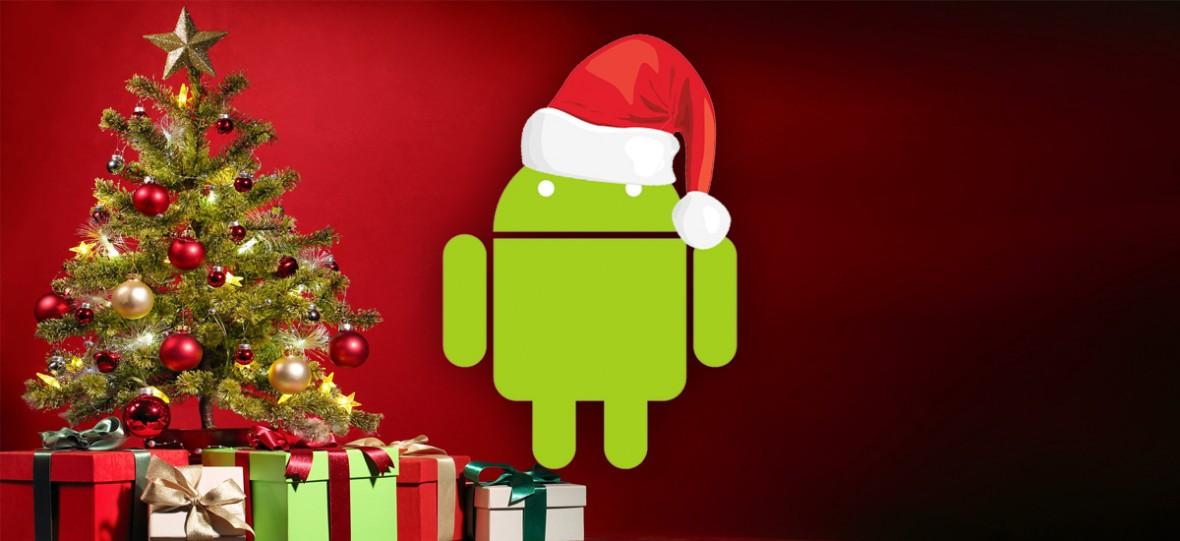 Dostałeś telefon z Androidem pod choinkę? Oto aplikacje, które musisz sprawdzić