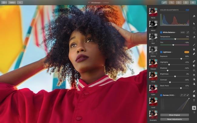 app store top 2018 aplikacja mac Pixelmator Pro
