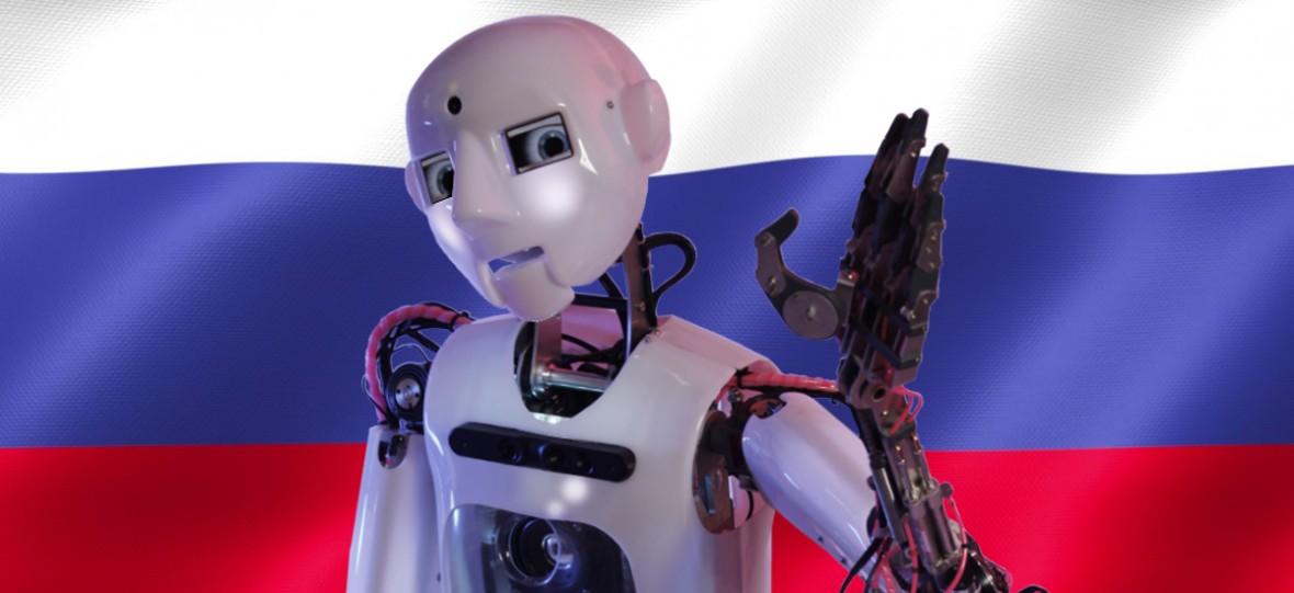 W Rosji to nie roboty zabierają ludziom pracę. Zaawansowany robot Borys okazał się być człowiekiem