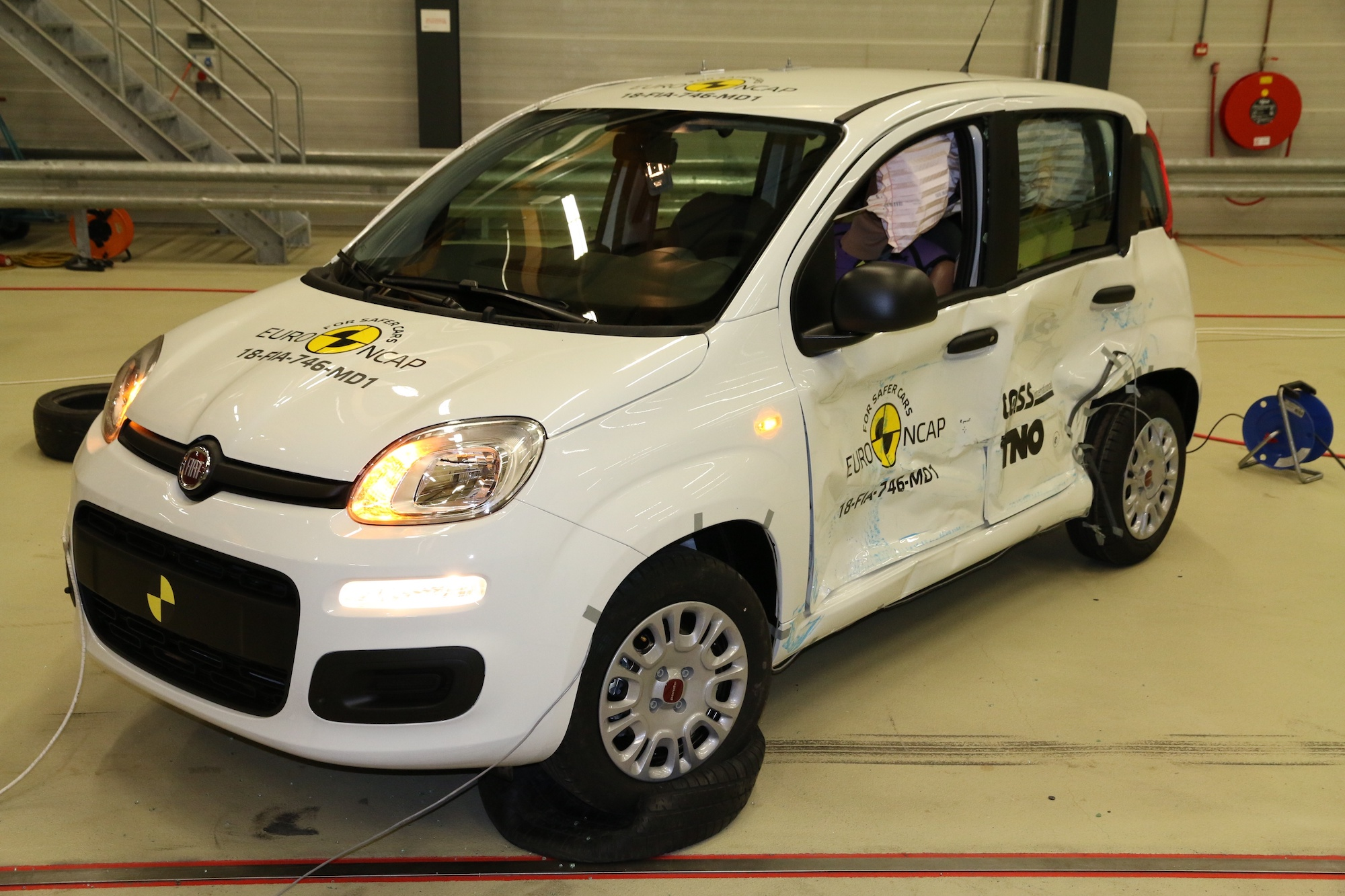 Euro NCAP: today s test winners will be big losers tomorrow