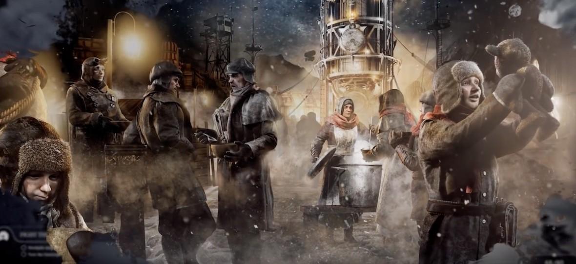 Polska strategia od 11 bit studios z nowym dodatkiem. Frostpunk: Opowieść wigilijna jest już dostępny