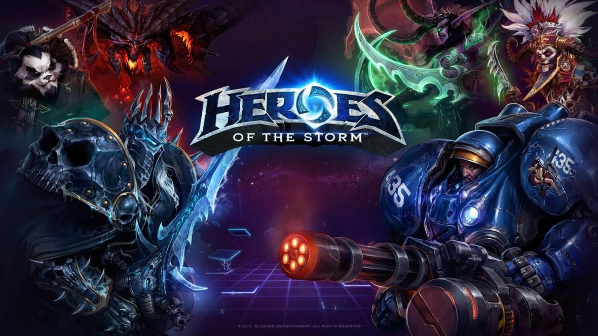Mniejszy zespół deweloperów i anulowane turnieje. Blizzard pomału odpuszcza Heroes of the Storm