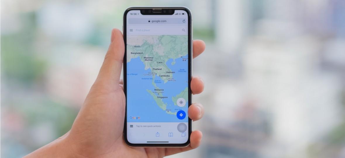 Nowa funkcja w Mapach Google. W Polsce ruszyły testy nawigacji z rozszerzoną rzeczywistością