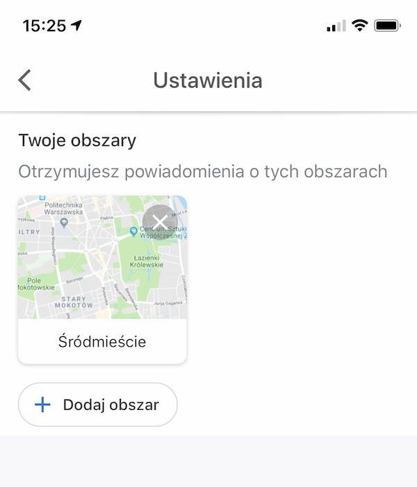 mapy google maps iphone ios dla ciebie for you rekomendacje