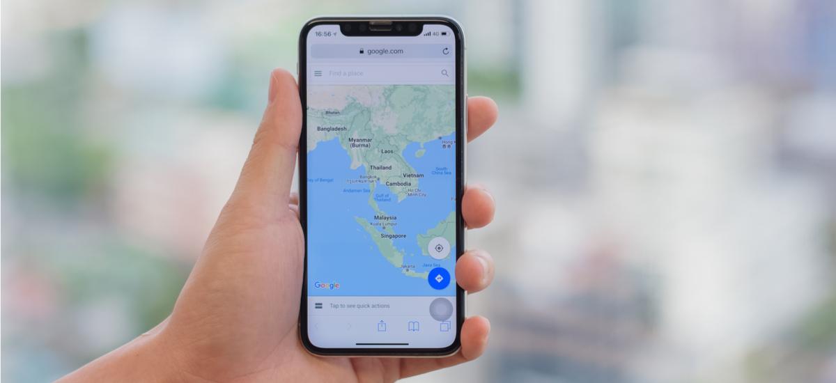 mapy google maps iphone ios dla ciebie for you rekomendacje