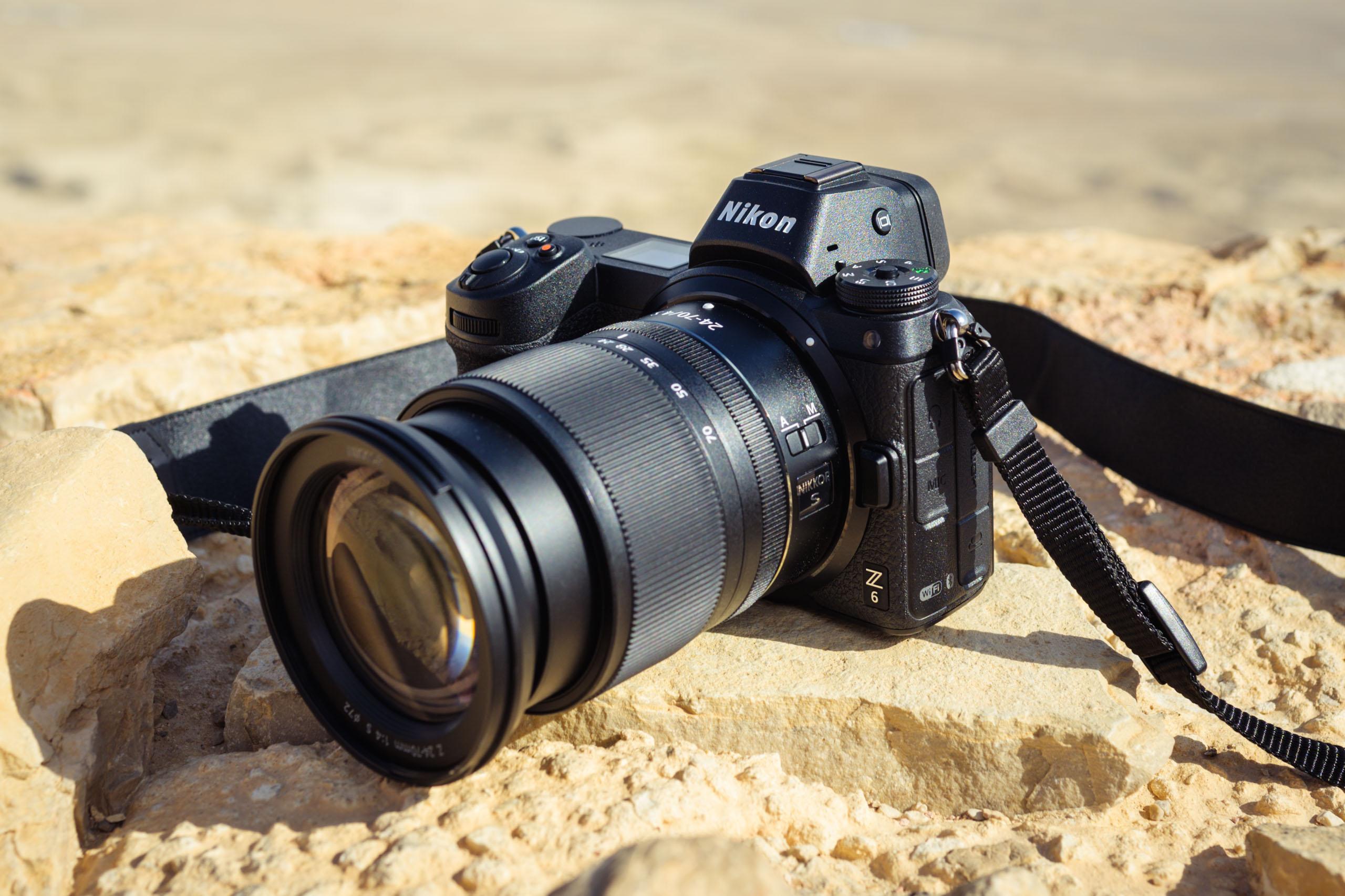 Nikon Z6 recenzja