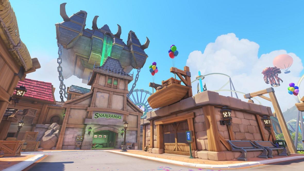 Mapa w Overwatch była tak zepsuta, że Blizzard tymczasowo usunął ją z gry