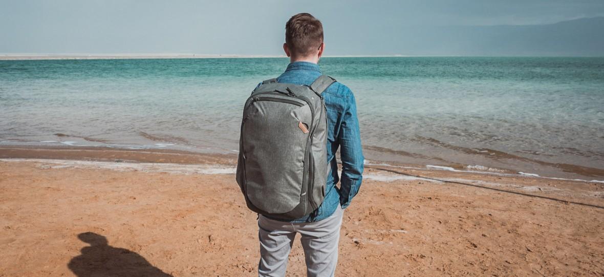 Plecak idealny dla podróżnika z aparatem. Peak Design Travel Backpack 45L – recenzja