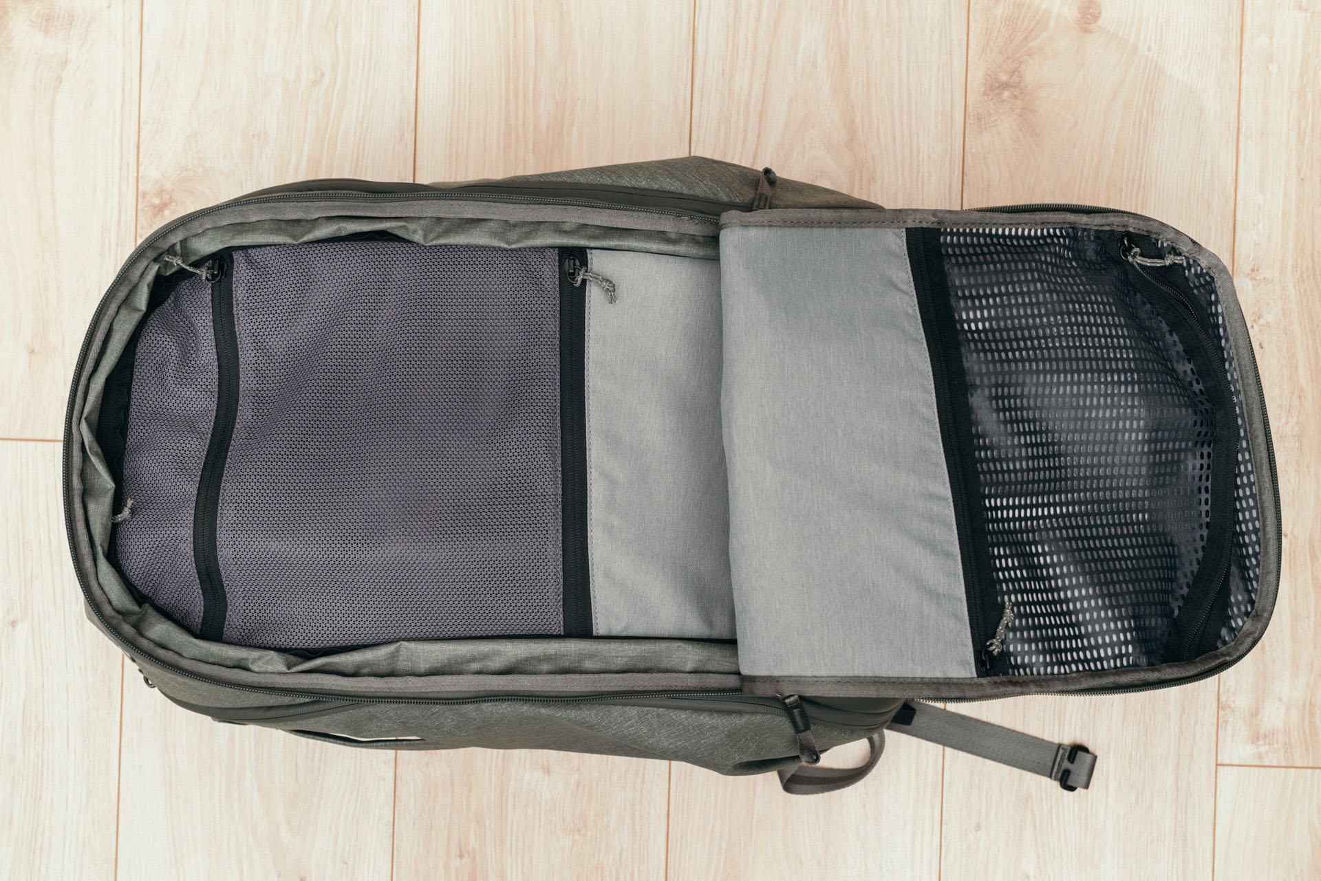 Peak Design Travel Backpack 45L - recenzja