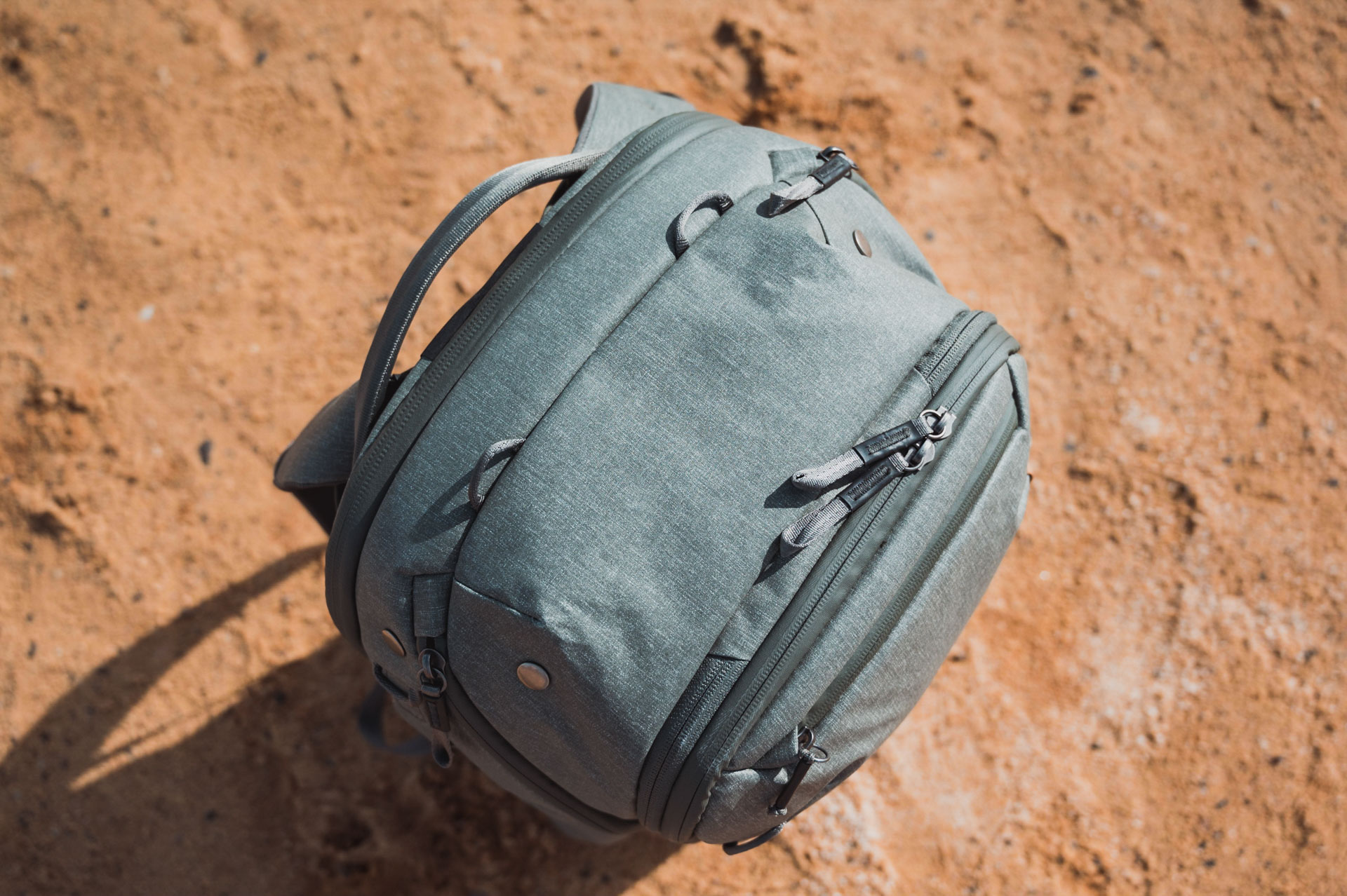 Peak Design Travel Backpack 45L – recenzja