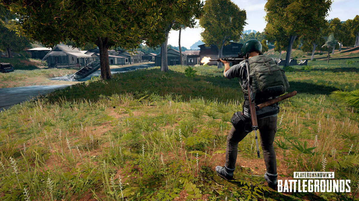 playerunknowns battlegrounds na playstation 4 recenzja pubg na ps4 battle royale