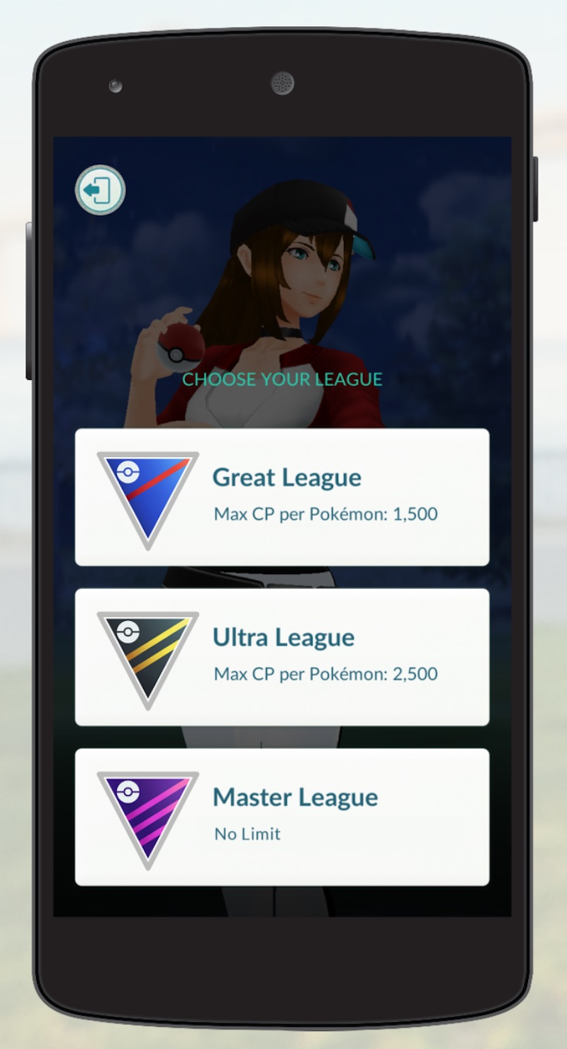 pokemon go pvp trainer battles mechanika