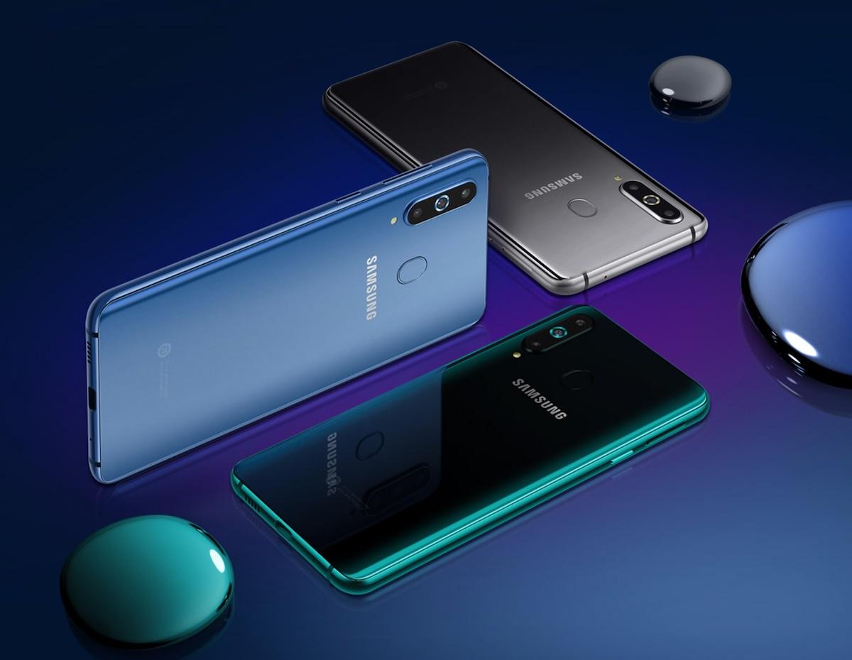 samsung galaxy a8s infinity-o bez ramek bez notcha smartfon 2