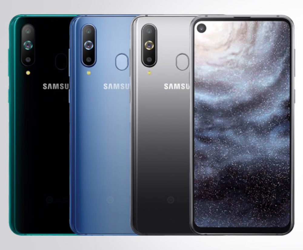 samsung galaxy a8s infinity-o bez ramek bez notcha smartfon 3
