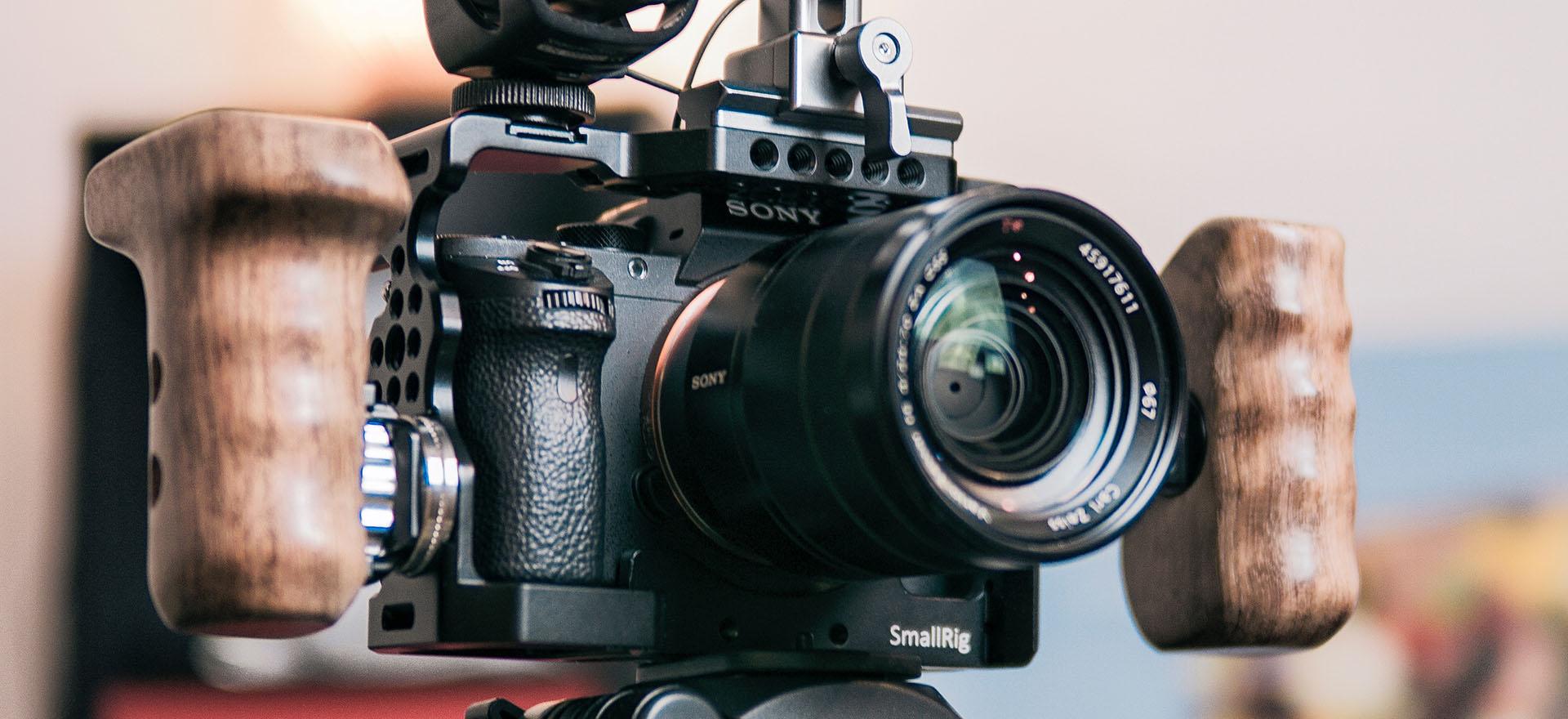 Sony A7S III, Photo by lucas Favre on Unsplash