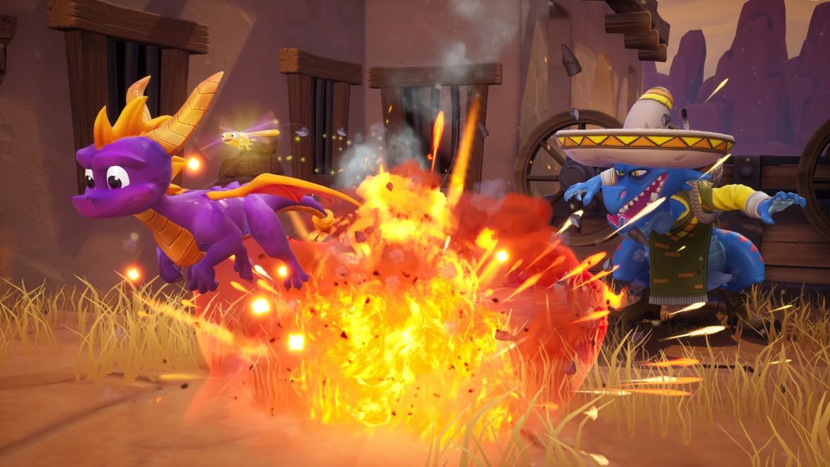 Lubisz Spyro? Tych trzech gier i jednego filmu o fioletowym smoku raczej nie zobaczysz