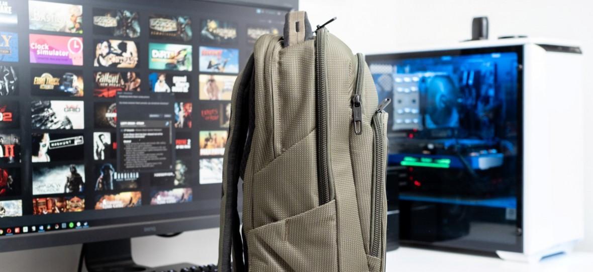 Ten plecak zmieści wszystkie twoje gadżety. I jeszcze więcej. Thule Crossover 2 – recenzja