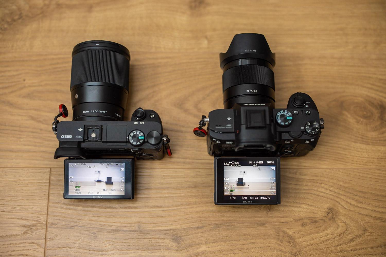 Sony A7 III vs Sony A6300