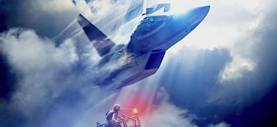 Odrzutowe połączenie magii PSX-a, japońskiej maniery i sieciowego grindu. Ace Combat 7 – recenzja