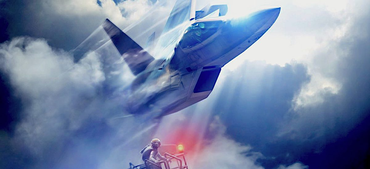 Jet combination of PSX magic, Japanese mannerism and network grind. Ace Combat 7 - review