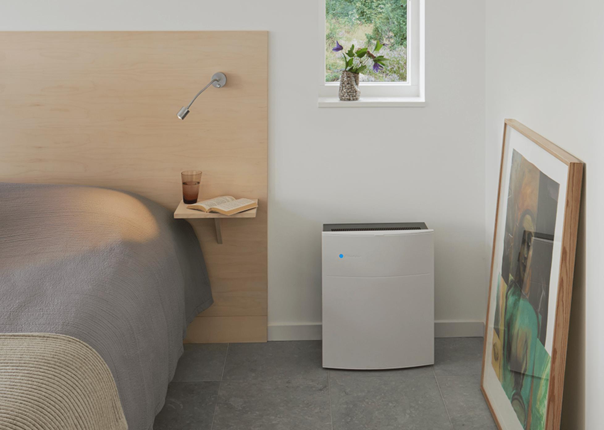 Jaki oczyszczacz powietrza do mieszkania lub domu? Blueair Classic 280i (PA)