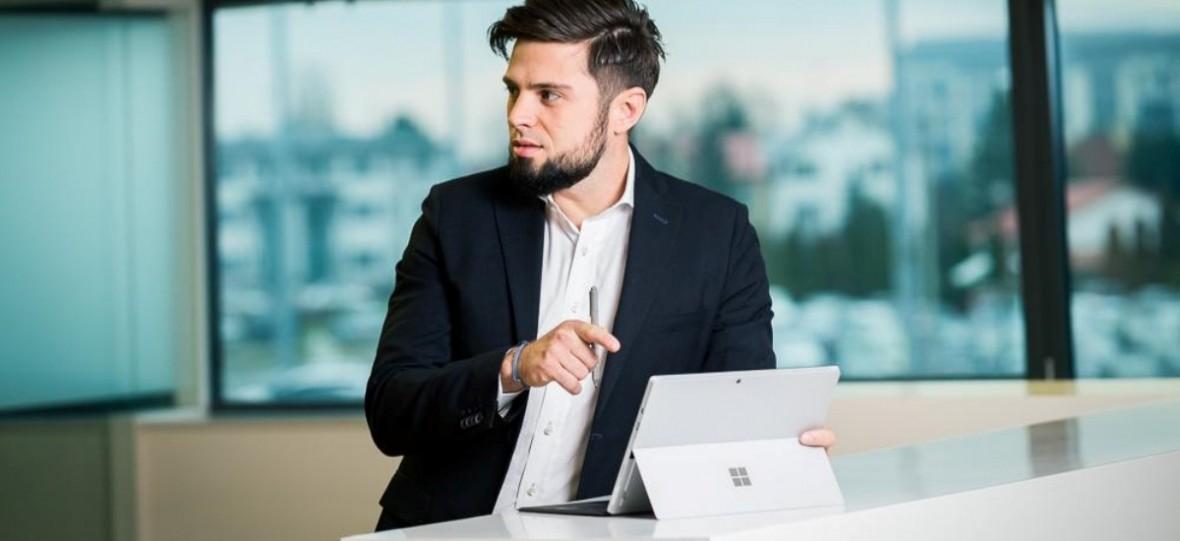 Kto kupuje komputery Microsoftu w Polsce? Zapytaliśmy szefa działu Surface o przyszłość sprzętów firmy