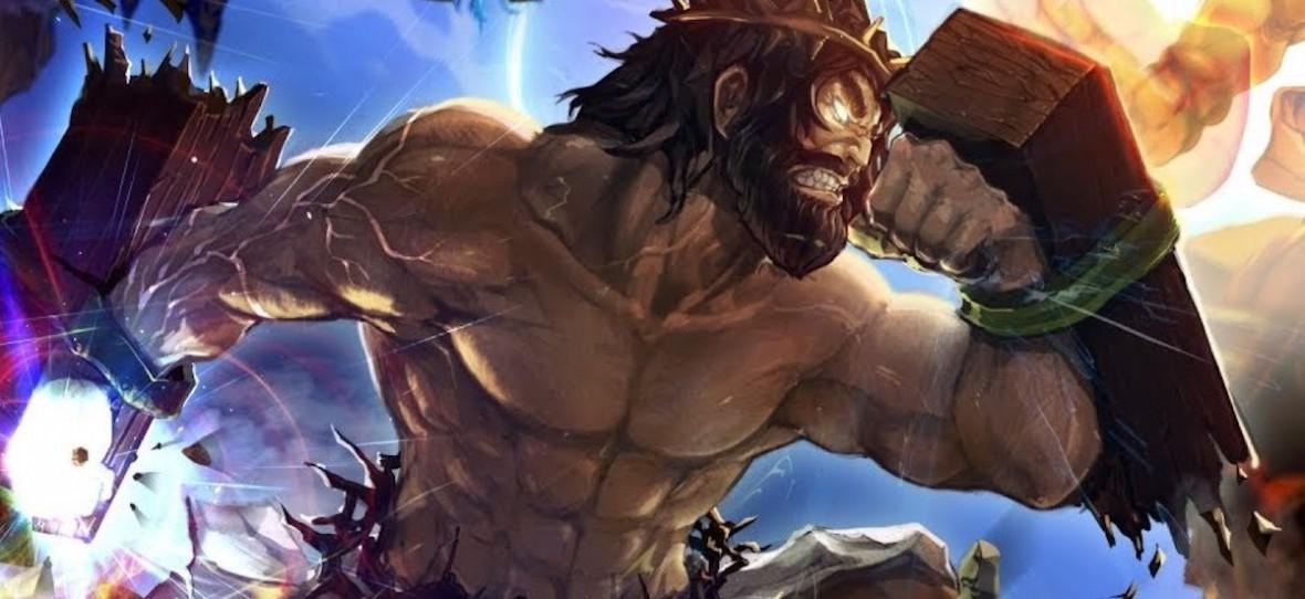 Chrystus bije krzyżem, a Mojżesz tablicami. Wciąż nie mogęuwierzyć, że Fight of Gods pojawia się u Nintendo