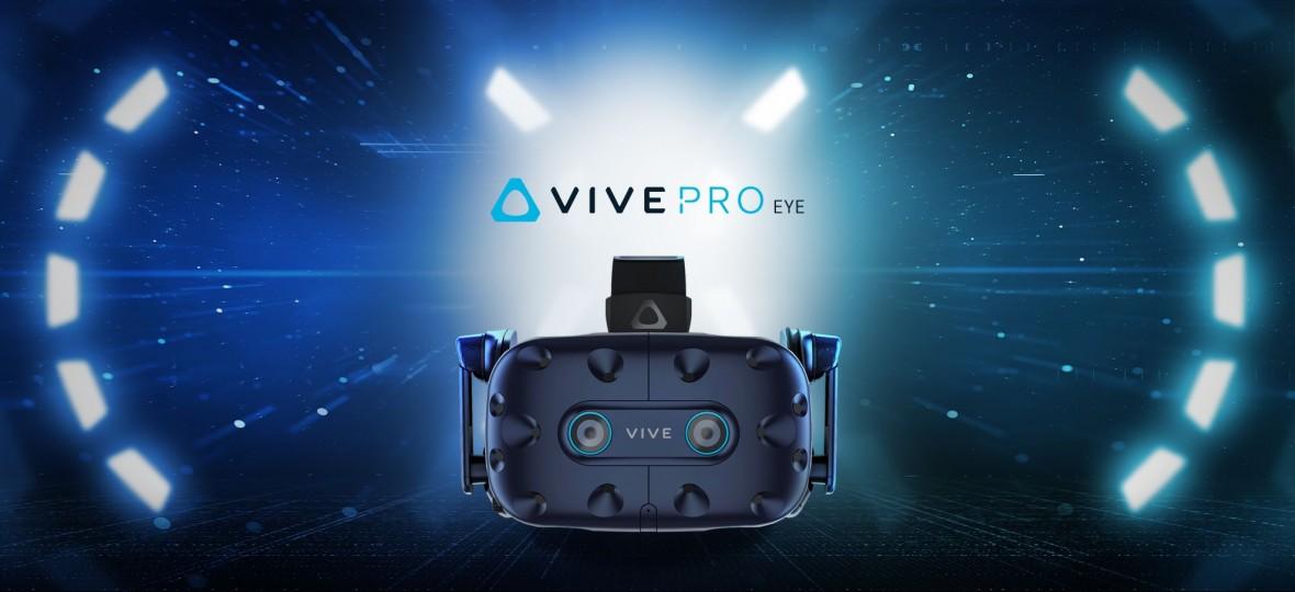 Sprawdziliśmy HTC Vive Pro Eye, czyli gogle VR ze śledzeniem ruchu gałki ocznej