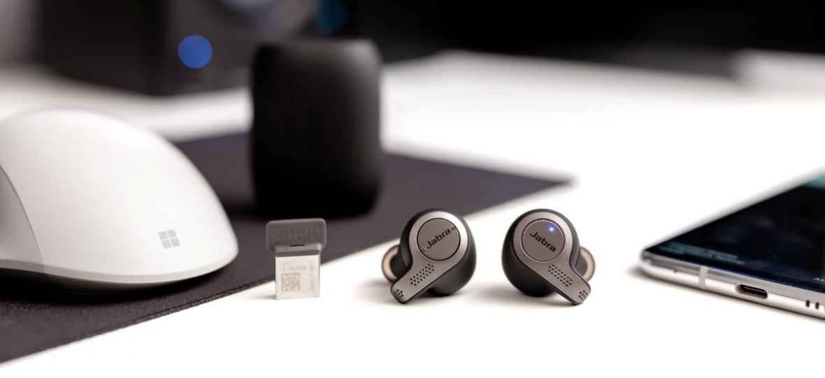 Fenomenalne słuchawki bezprzewodowe w biznesowej odsłonie. Jabra Evolve 65t – recenzja