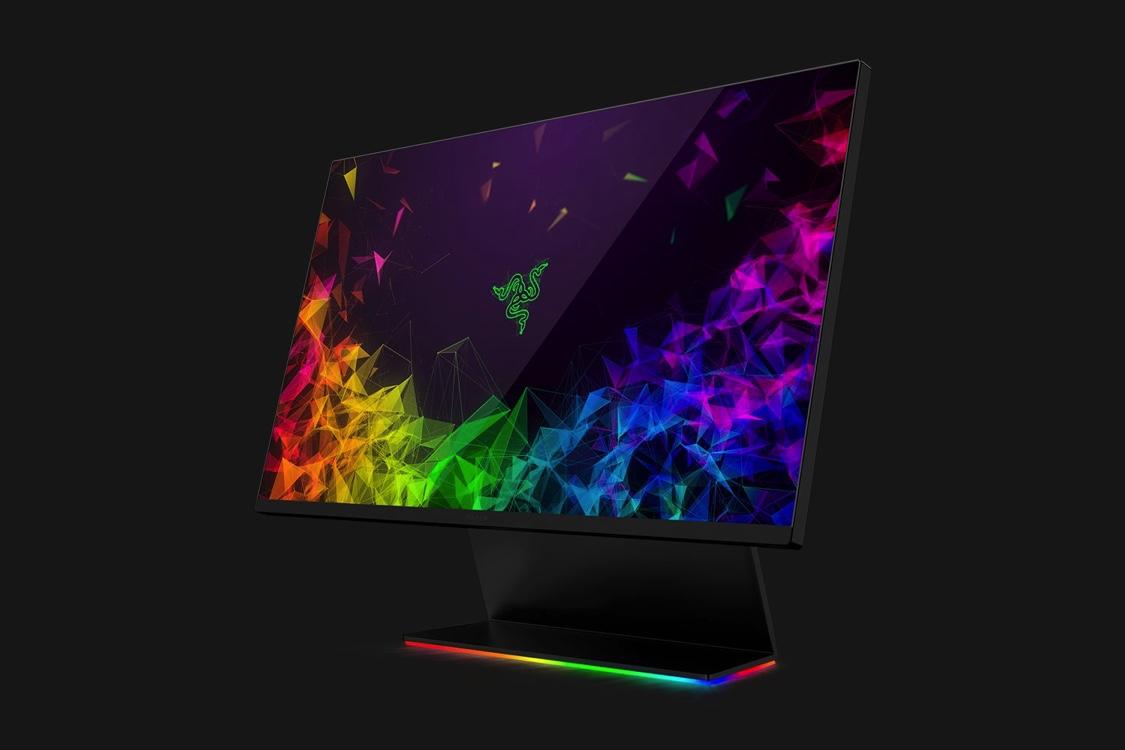 Razer Raptor to 27-calowy monitor stworzony z myślą o grach wideo, który zachwyca projektem oraz wyglądem. Sama specyfikacja mogłaby być jednak lepsza.