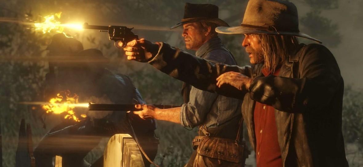 Ograłem nowy tryb battle royale w Red Dead Redemption 2. Jest okropny