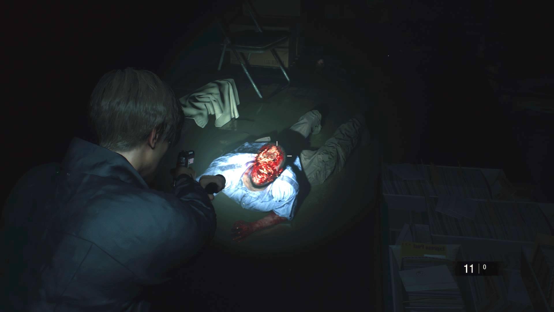 Resident Evil 2: Prawie Dead Space. Taktyczne rozczłonkowanie zombie