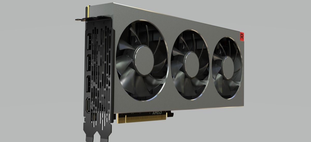 AMD grinds Nvidia s nose. Such modern graphic cards have not been there yet