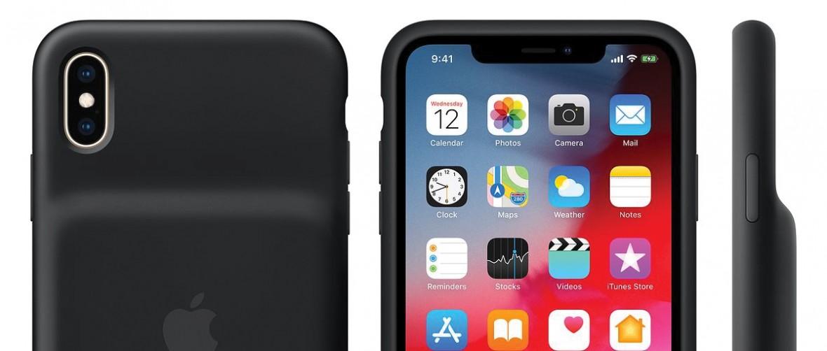 Multipla od Apple powraca. Nowe Smart Battery Case dla iPhone'a jest ładniejsze i droższe