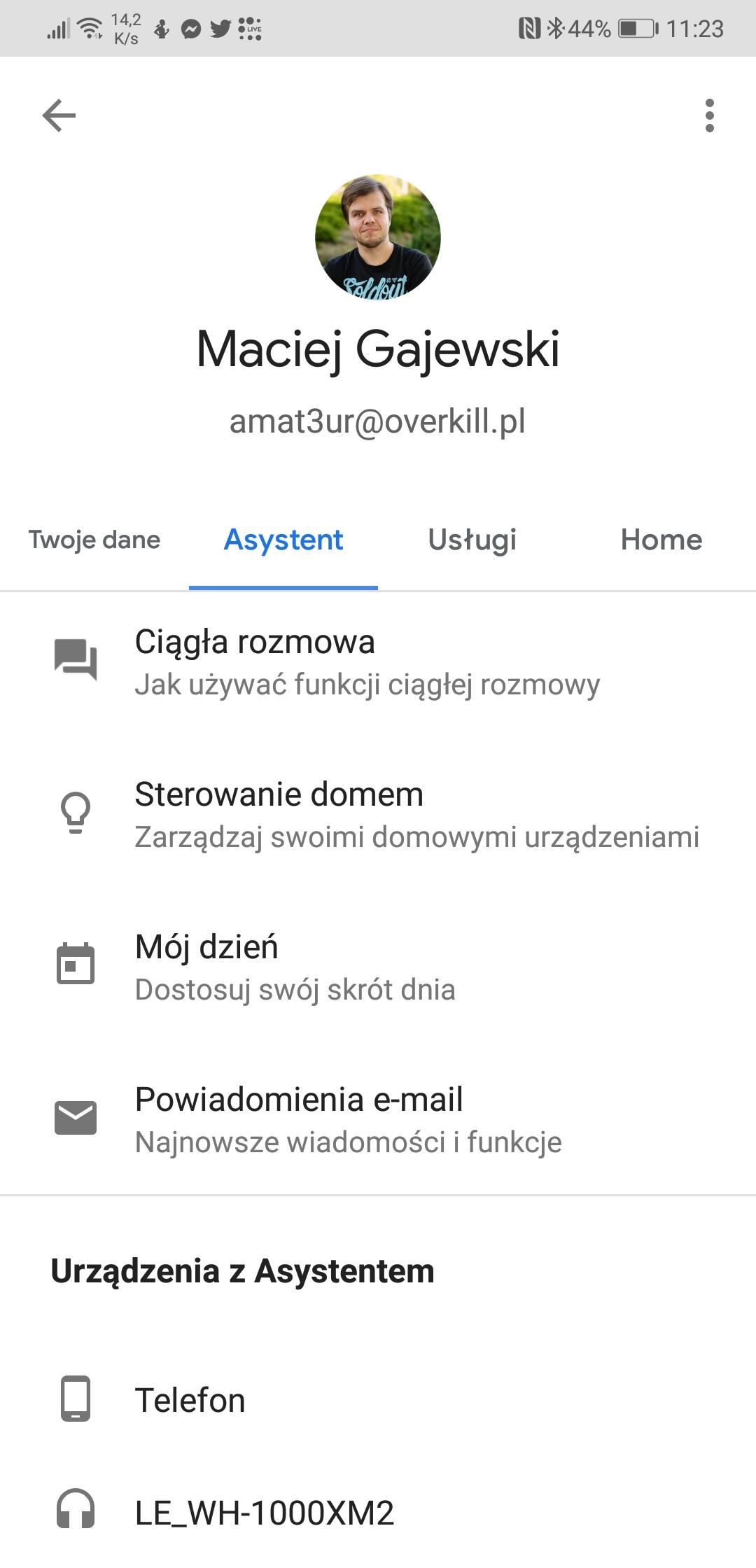 asystent google jak wyłączyć