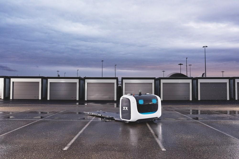 autonomiczny parkingowy