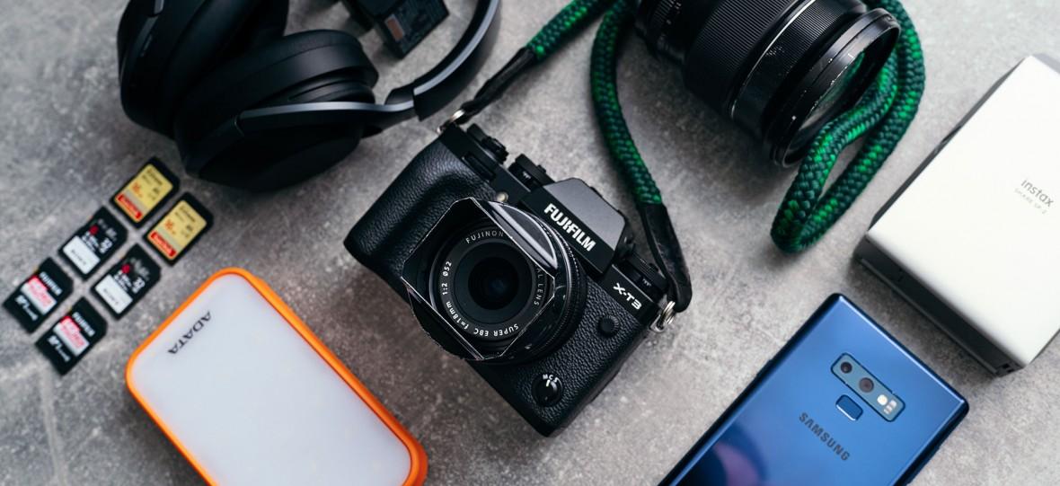 Backup w kieszeni, czyli prosty sposób, aby zadbać o zdjęcia w czasie podróży bez komputera