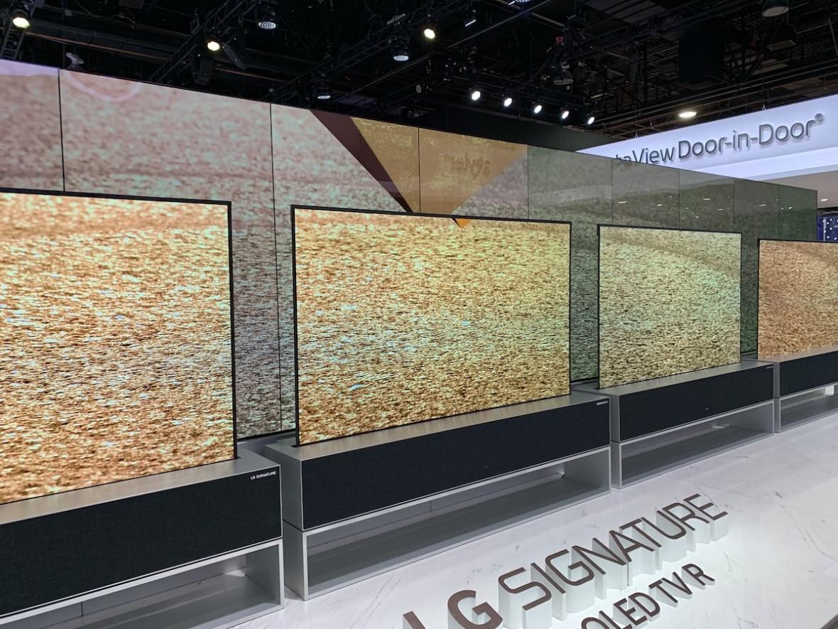 LG chce, by telewizory OLED  trafiły pod strzechy