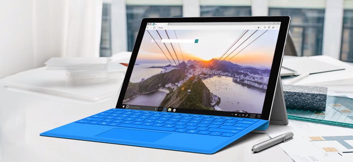 Microsoft zmienia Chrome'a, Operę i Edge'a. Chce, by były wygodniejsze na dotykowych PC