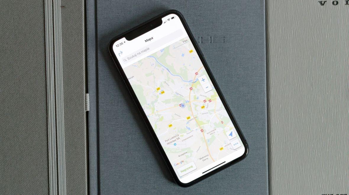 W mobilnych Mapach Google będzie można wreszcie ustalać trasę według godziny dotarcia do celu
