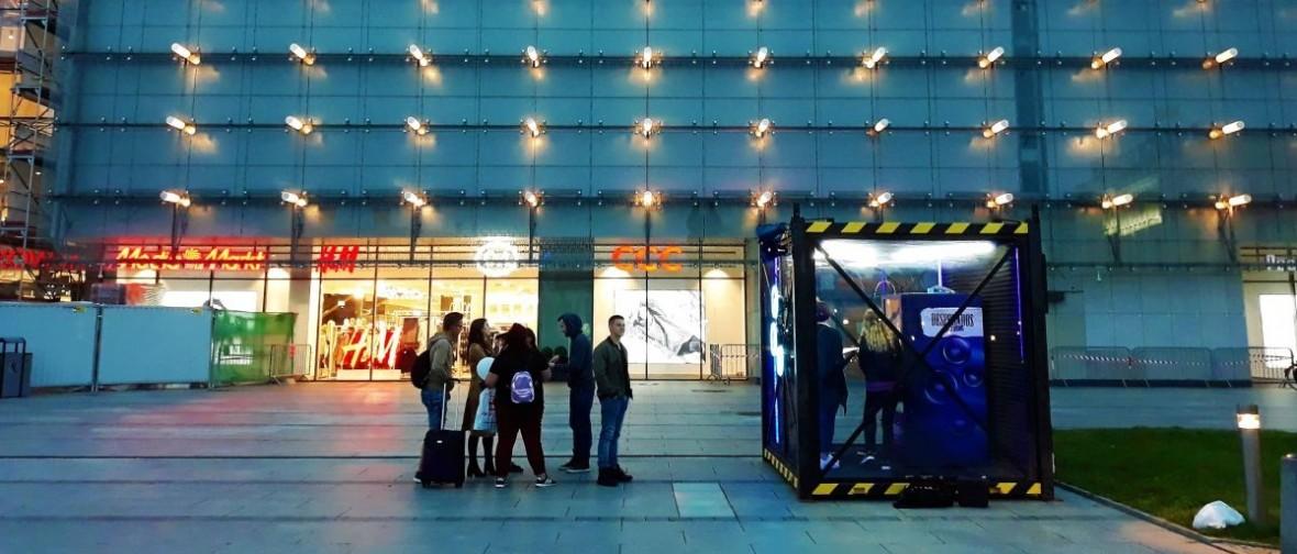 Oto Gratisomat – polski automat vendingowy do zadań specjalnych