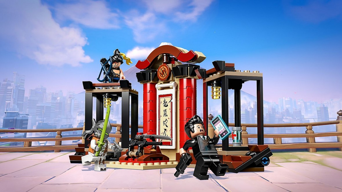 Oficjalne zestawy klocków Lego Overwatch wreszcie dostępne. Również w Polsce