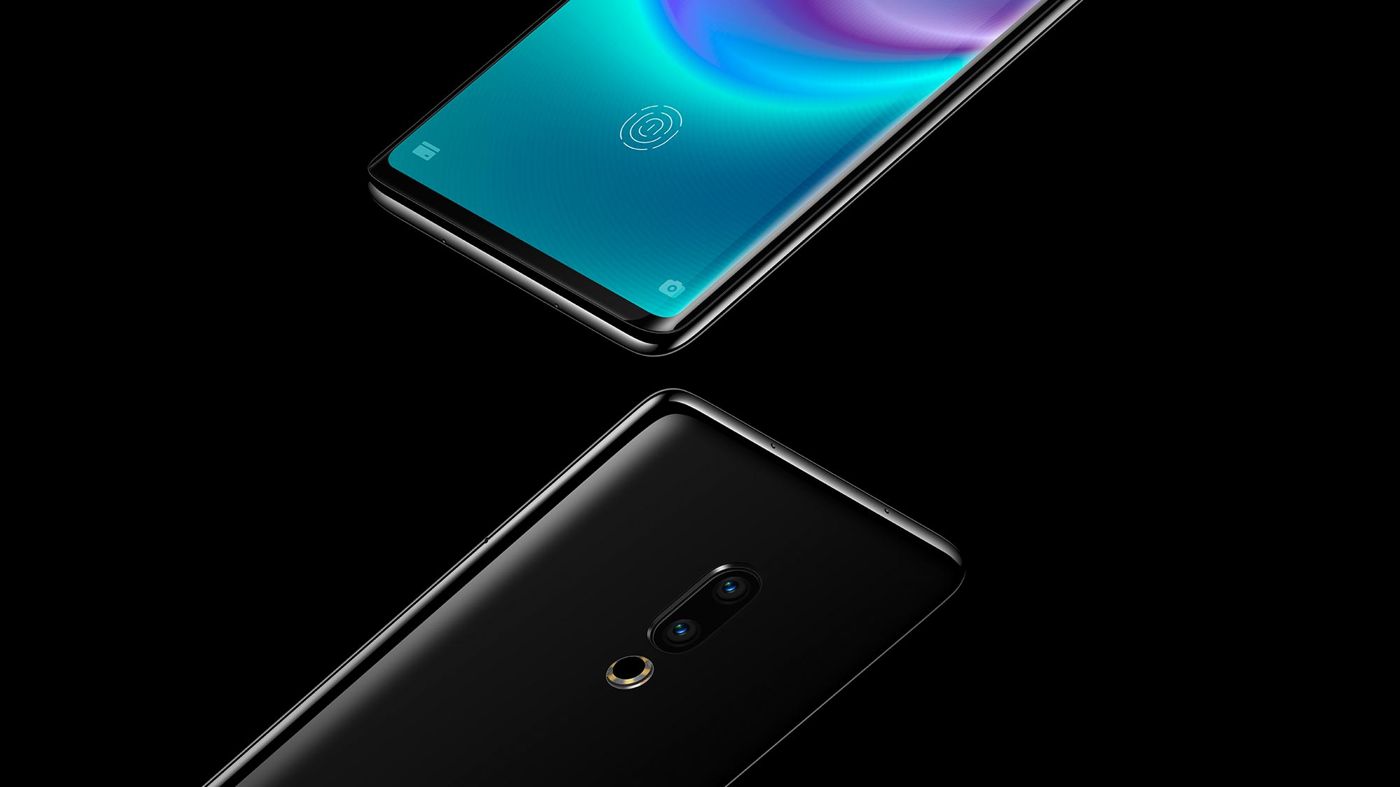 Not Apple, but Meizu made the first smartphone without connectors, sockets and buttons