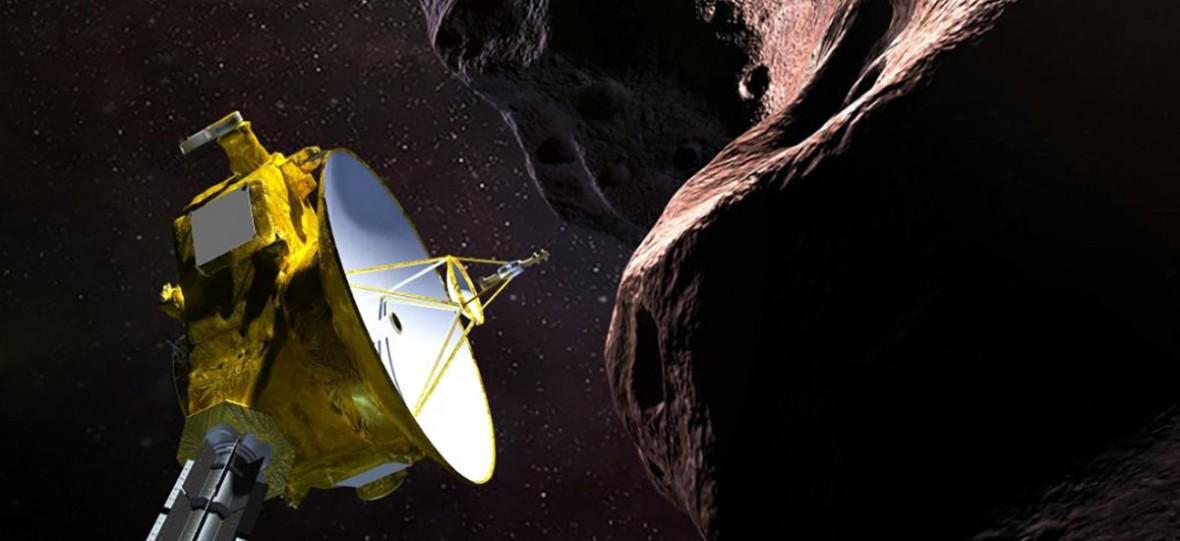 NASA nazywa ją bałwanem. MU69 to najbardziej odległe od Ziemi ciało niebieskie, do którego dotarliśmy