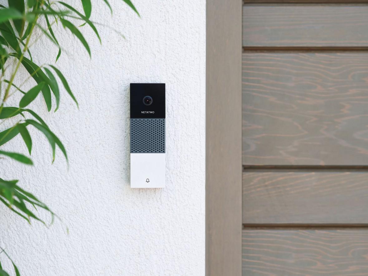 Netatmo prezentuje pierwszy wideodzwonek zgodny z HomeKit